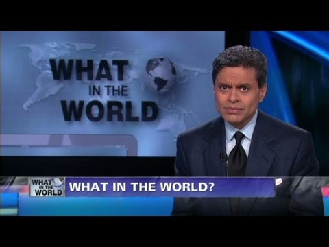 Fareed Zakaria GPS - What in the World? America Divided By Age