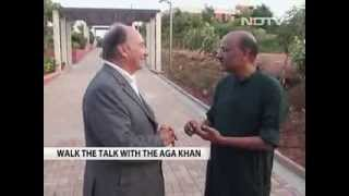 Exclusive interview with His Highness Aga Khan on NDTV-part2