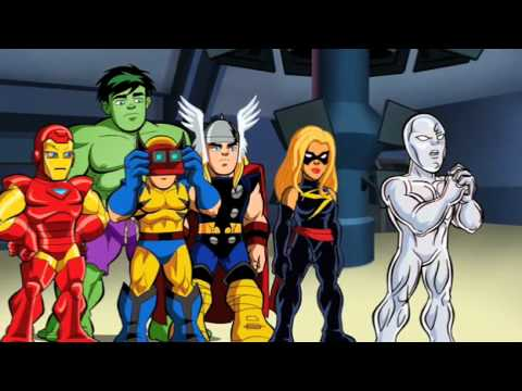 Super Hero Squad Show ITA ep 25 Ultimatum!