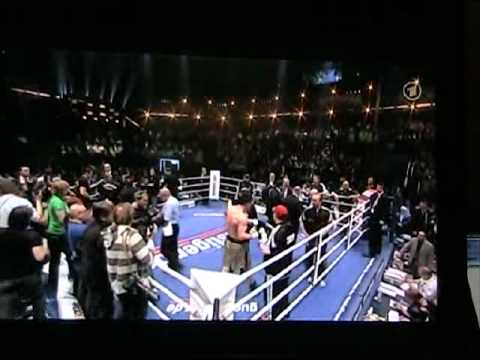 Marco Huck vs Ran Nakash - Part 4 of 4
