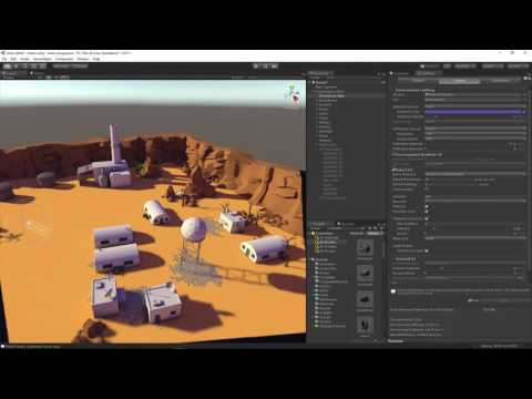 Unity3D the Progressive Lightmapper
