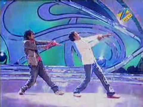 Dance India Dance Season 2 Dharmesh and Prince Special Performance...