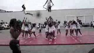meanstreets at coca cola cheerleading competition pt.2