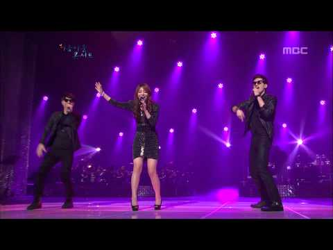Ailee, Bae Chi Gi - Empire State of Mind, , , Beautiful Concert 20120424