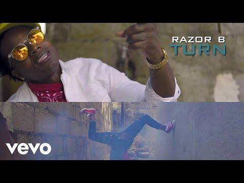 Razor B - Turn Official Video Jamaican Dancehall Reggae Music thumbnail