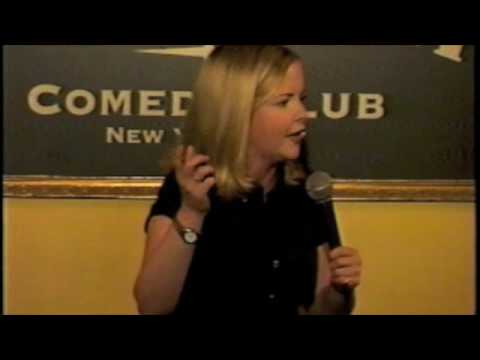 Shannon Ennis at Gotham Comedy Club Video