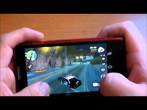 GTA San Andreas para android ( EN ESPAÑOL )