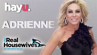 Meet Adrienne // The Real Housewives of Beverly Hills