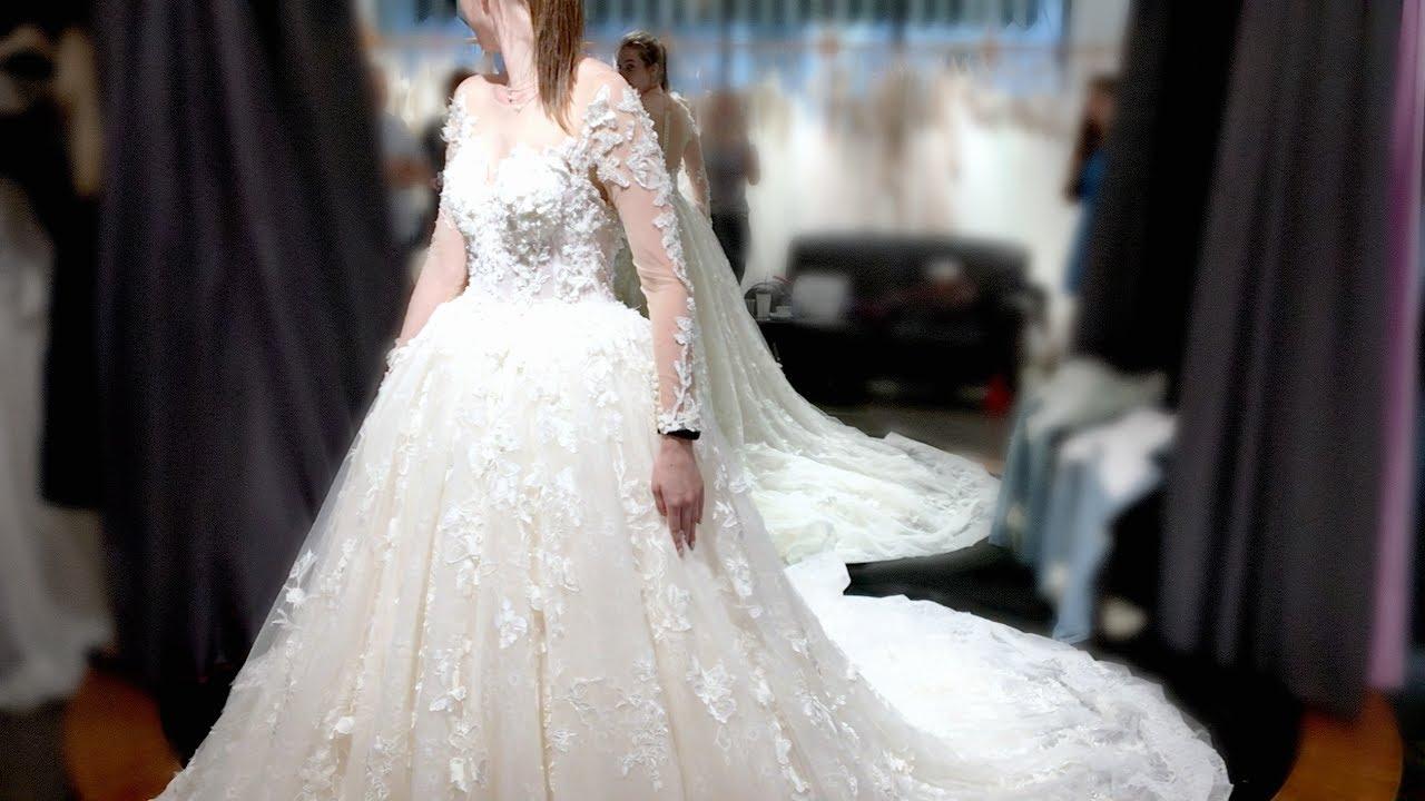 Примерить свадебное платье на свое i