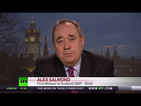 Cameron not just a bad loser, also a bad winner - Alex Salmond