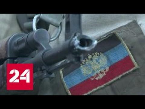 В окопах Донбасса готовят картошку с тушенкой