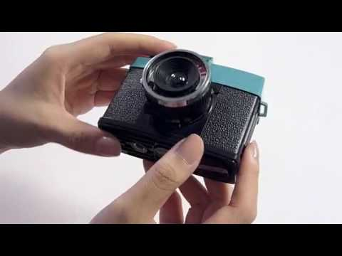 How to use the Diana Mini (Demo video) #2 - via Lomography