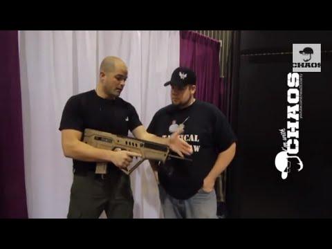 IWI Tavor SAR - SHOT Show 2013