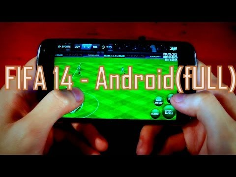 How to install Fifa 14(full version) Android