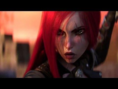 Шикарный CGI-трейлер игры League of Legends