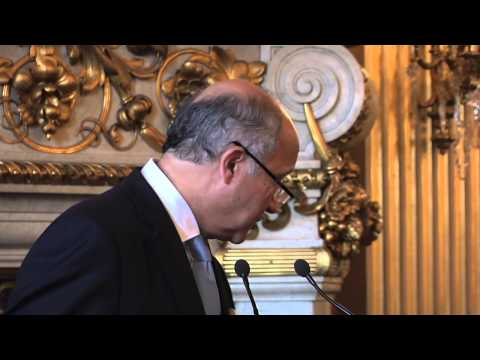 Discours de Laurent Fabius pour le 150ème anniversaire de la convention de Genève