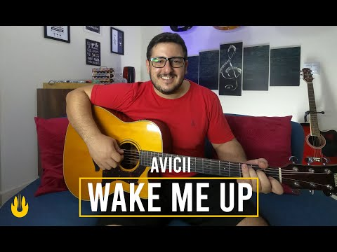 Wake Me Up - Avicii (Acoustic Cover)