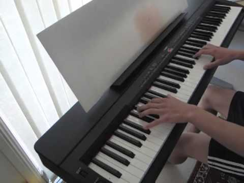 Wake Up (Make A Move) - Lostprophets Piano Cover