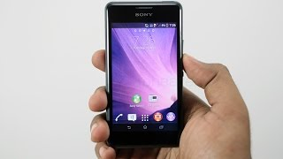 Sony Xperia E1 dual Hard Reset, Format Code solution