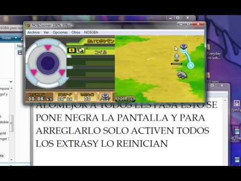 Como jugar pokemon ranger en emulador