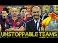 10 Teams That Were Unstoppable!