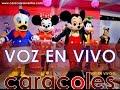 *** Mickey Mouse voz en vivo Lima Perú servicio A1 - Videos bebes