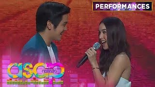 JoshLia serenade the crowd with their 'kilig' number | ASAP Natin 'To