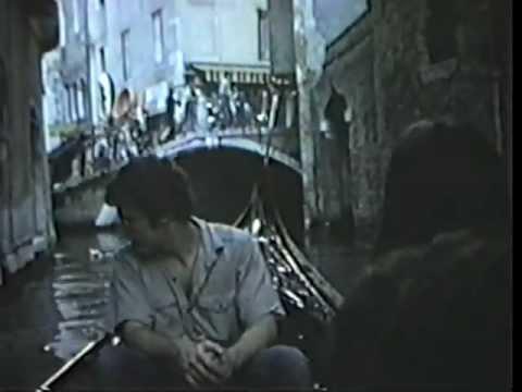 Venice - 1978 - Gondola Ride