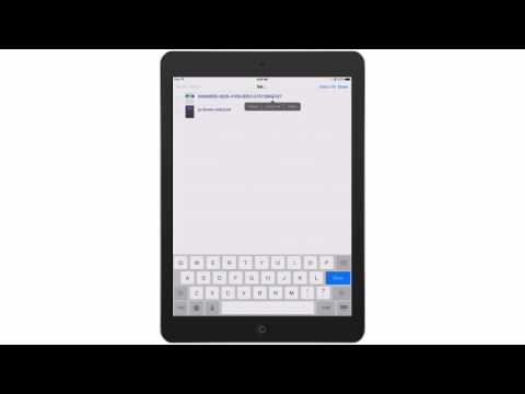 How to Save PDFs on an iPad - Techwallacom