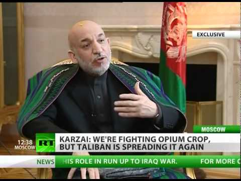 Karzai Exclusive: Russians understand us better than Americans