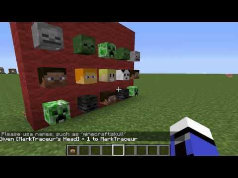 Как сделать рекламу в minecraft