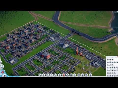 Прохождение SimCity 5 — Часть 3: Центральный район