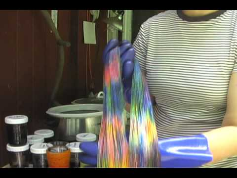 Dyepot Confidential: or how I dye for Light Brown Hare