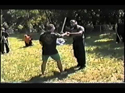 Modern Arnis, Kali, Eskrima  - Disarming, Locking & Throwing #2 (Punong Guro Tom Bolden) Image 1
