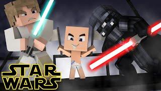 Minecraft - WHO'S YOUR DADDY? - O NETO DO DARTH VADER (Star Wars )