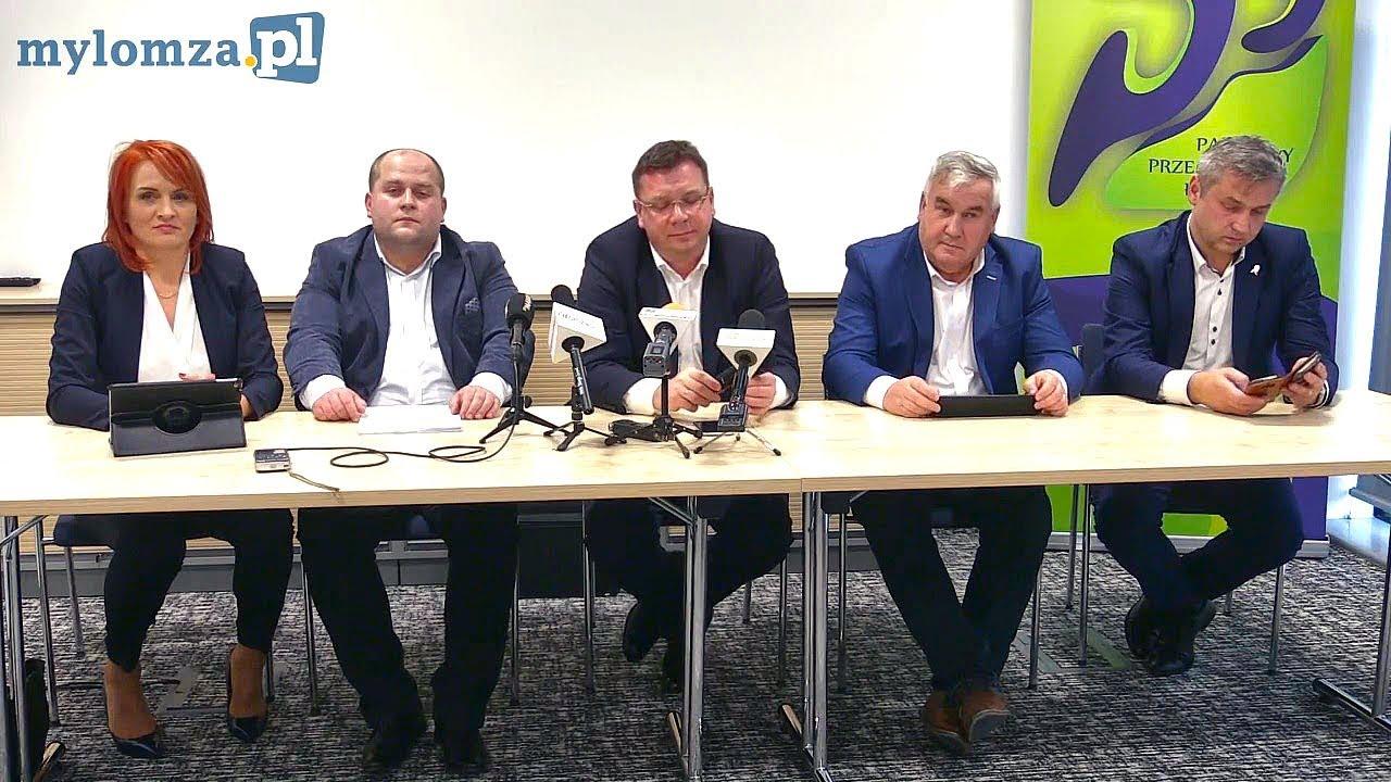 Łomża: O sporcie i reformie wymiaru sprawiedliwości - spotkanie z Michałem Wójcikiem