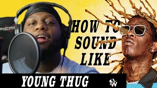 How to sound like Young Thug Vocal Effect Tutorial! FL Studio