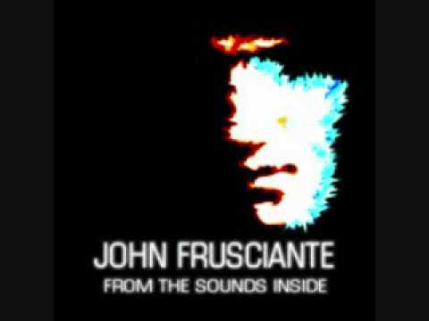 John Frusciante - Sailing Outdoors
