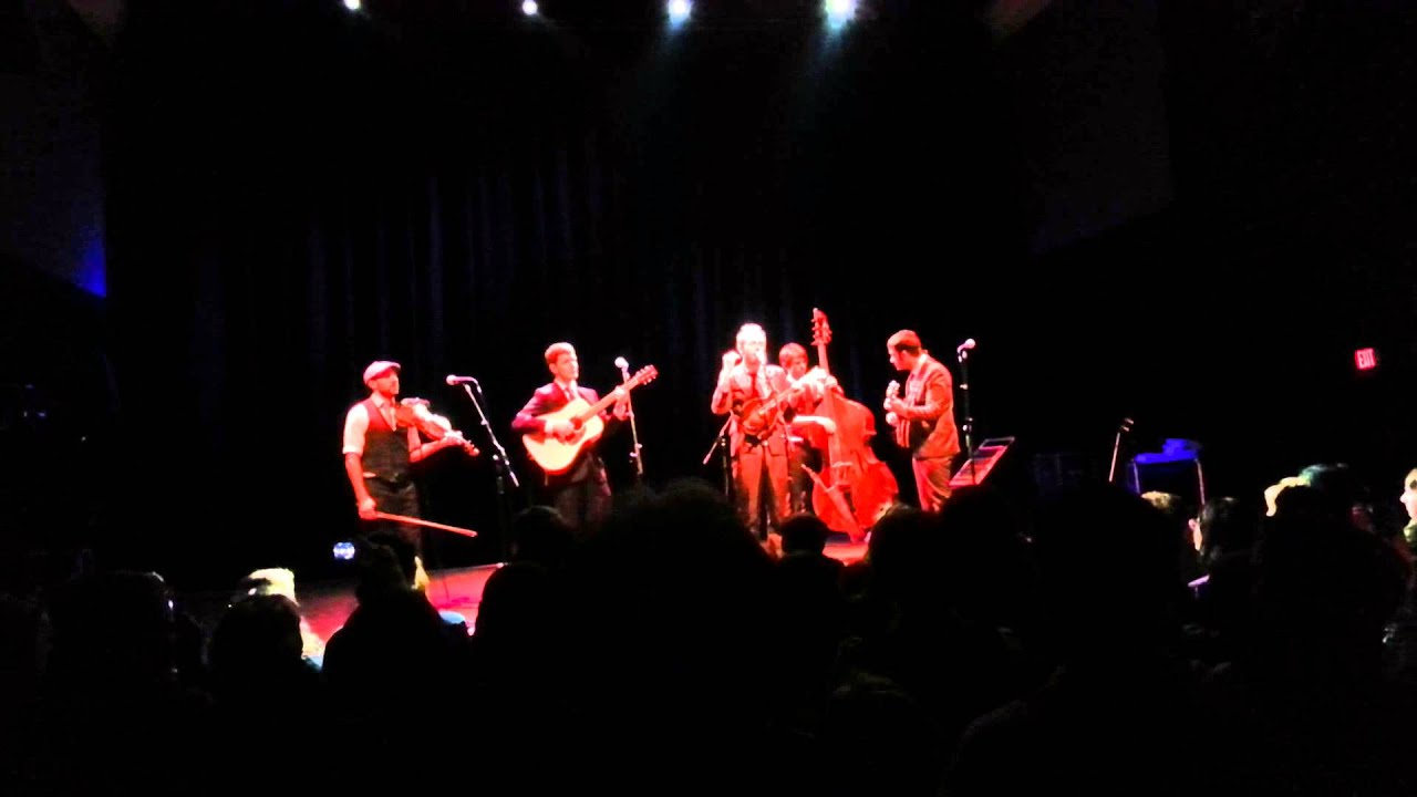 Punch Brothers Beyonce Punch Brothers Surf's up