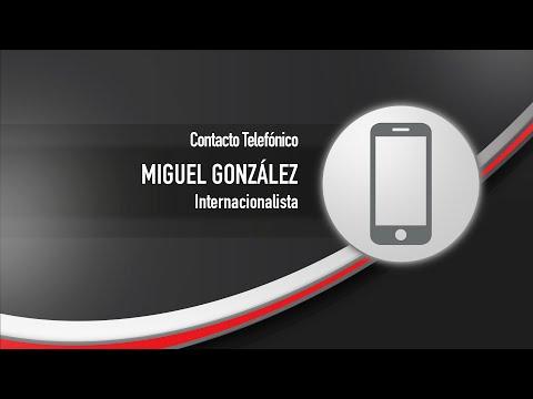 """Temas24"" Entrevista con Miguel González (Política Exterior)"