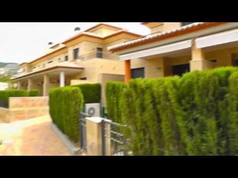Новая Недвижимость в Испании, Хавея, ПРОСМОТР Таунхаусов и Вилл, Часть 1