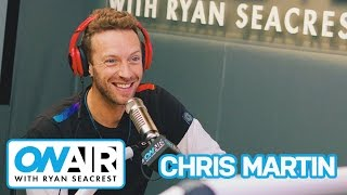 """Chris Martin Gets Personal About New Coldplay """"A Head Full of Dreams"""" 