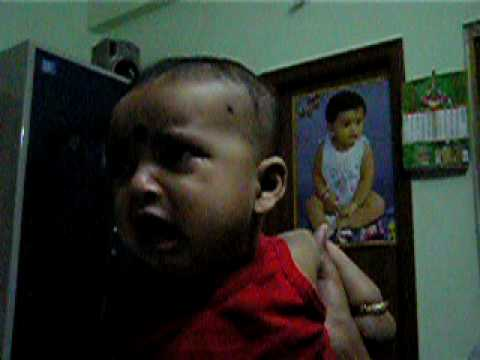 Deepu Video(week5) - Dharmic Deepu Crying video