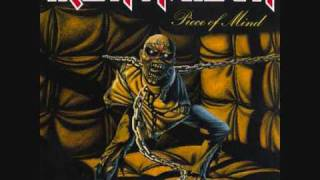 To Tame A Land - Iron Maiden - Piece Of Mind  (lyrics)