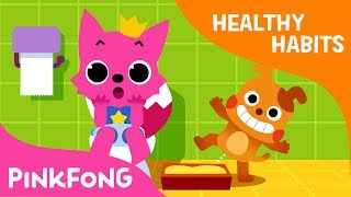 The Potty Song   Healthy Habits   Pinkfong Songs for Children