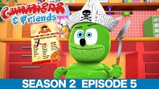 "Gummy Bear Show S2 E5 ""X MARKS THE NOT"" Gummibär And Friends"