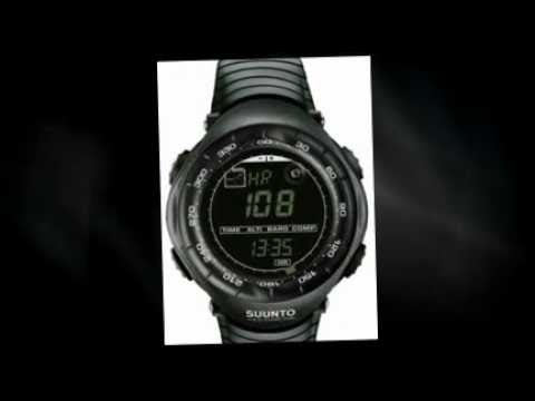 Suunto Vector Altimeter Watch Video