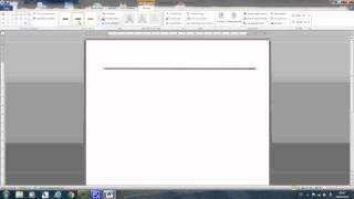 Как сделать красивые рамки в Word?