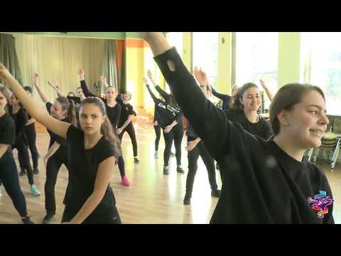 """""""Танцуй, школа!"""": подготовка к финалу. Лицей №22"""