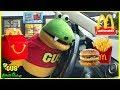McDonald's Drive Thru! Gus gets Happy Meal Toys thumbnail